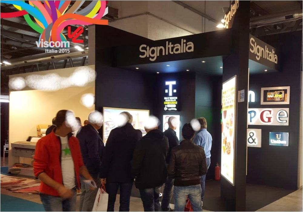 sign italia a viscom 2015