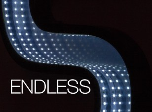 Endless insegne luminose