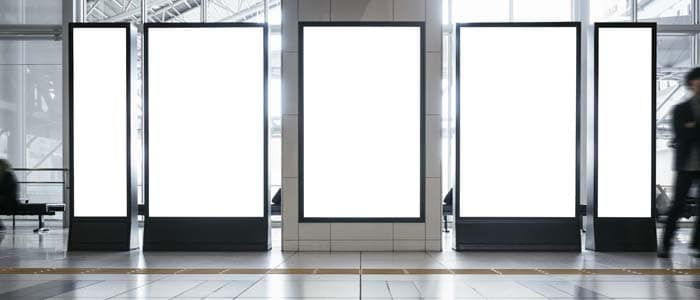 come fare digital signage in store