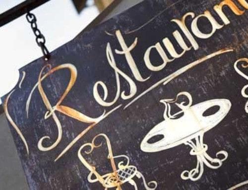 Insegna ristorante: come rendere riconoscibile la tua attività