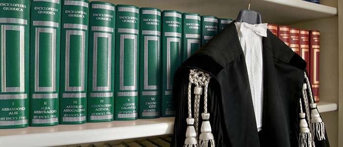 targa per studio legale